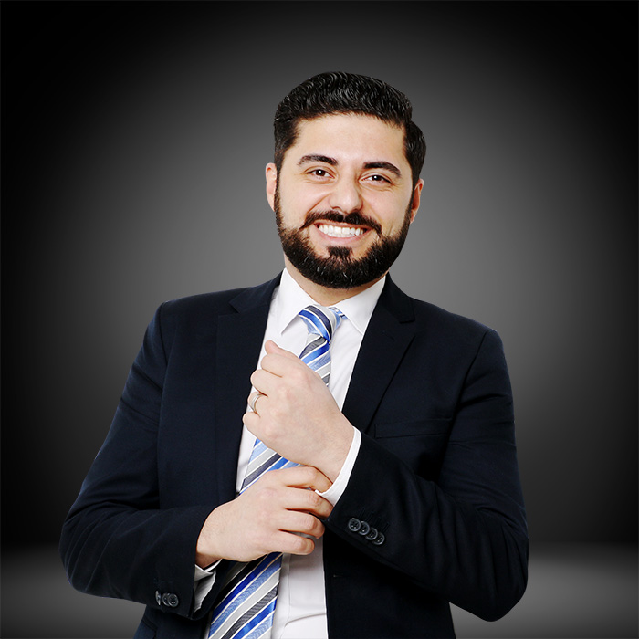 Amir Mojallali, Salesperson & Team Leader for Local Home Finder | Homes for sale in Orangeville, Shelburne, Grand Valley & Alliston | Shelburne Real Estate Agent